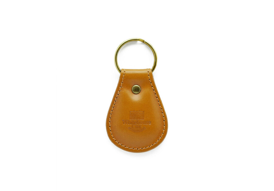 S668 Key Fob - Bridle Leather