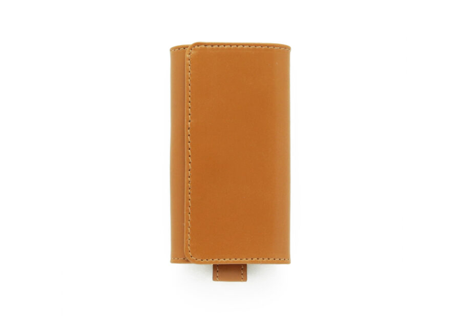 S9692 Key Case with Ring - Bridle Leather